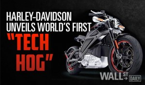 Harley's first Electric Bike